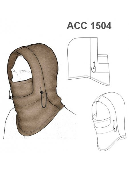 GORRO BALACLAVAS ADULTO ACC 1504