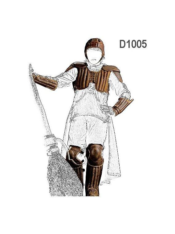 DISFRAZ PERSONAJE PELICULA ADULTO 1005