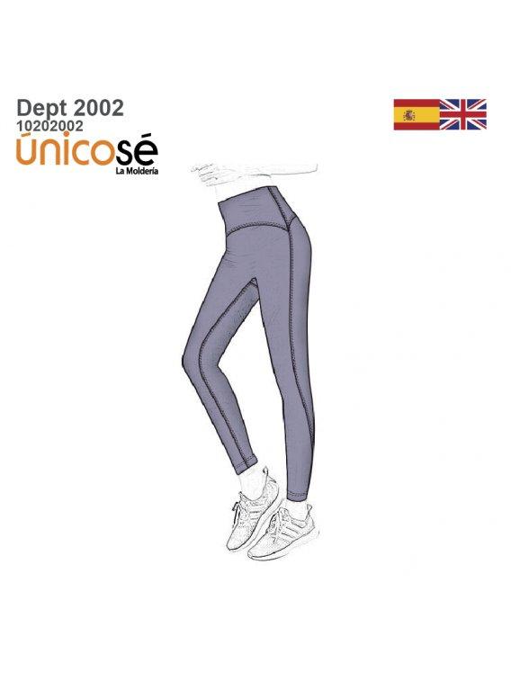 DEPORTE CALZA 2002
