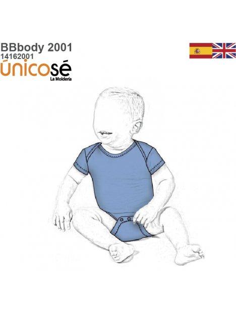 BODY BASICO BEBE 2001
