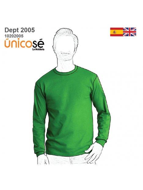 DEPORTE CAMISETA BASICA 2005