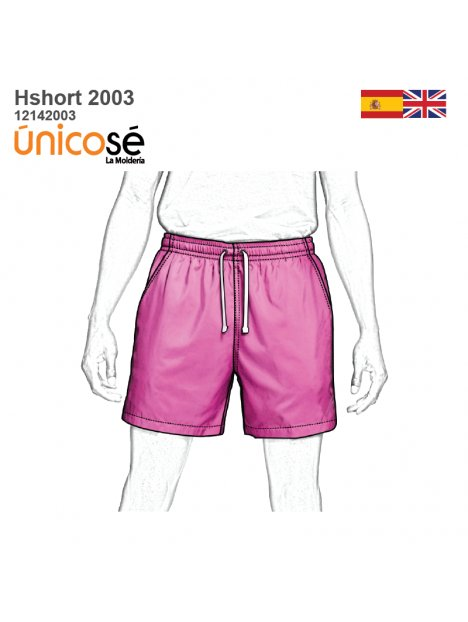 SHORT BAÑO HOMBRE 2003