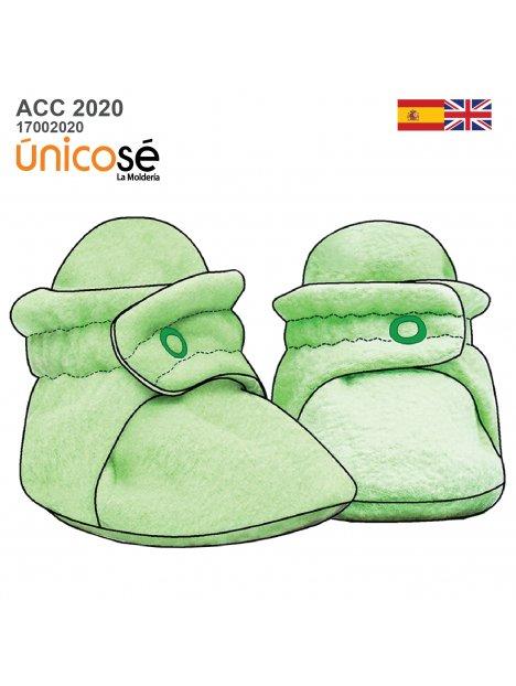 PANTUFLAS BEBE ACC 2020