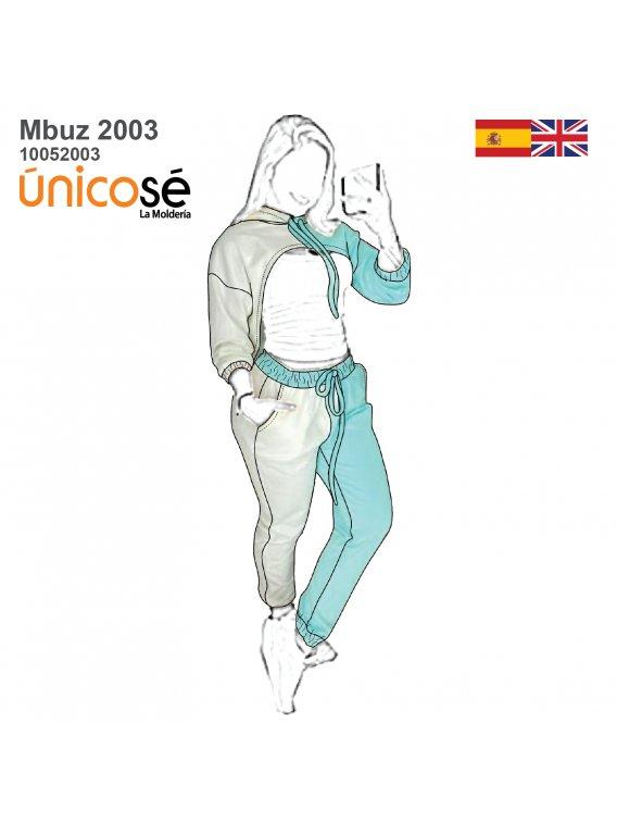 BUZO URBANO MUJER 2003