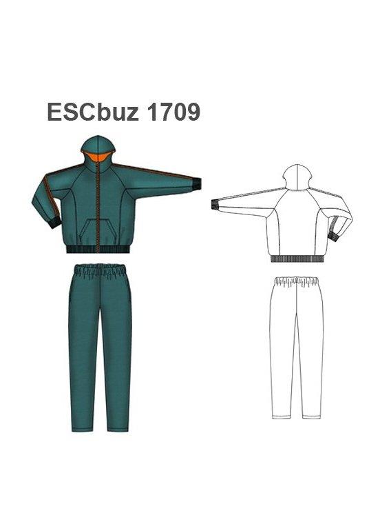 BUZO ESCOLAR 1709