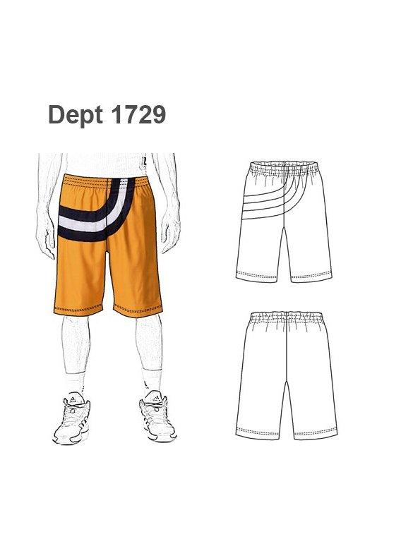 DEPORTE SHORT BASKETBALL 1729