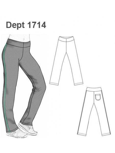 DEPORTE CALZA BASICA 1714