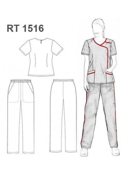 TRAJE MEDICO RT 1516