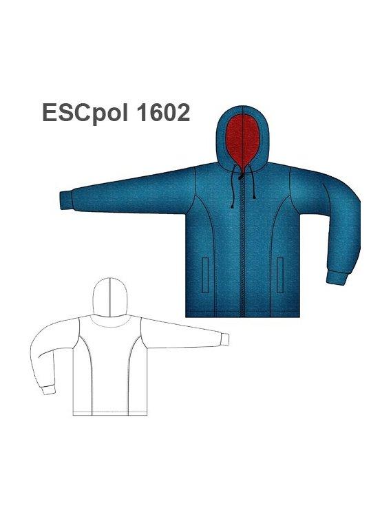 POLERON CHAQUETA ESCOLAR 1602