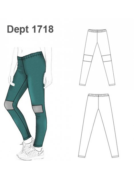 DEPORTE CALZA 1718