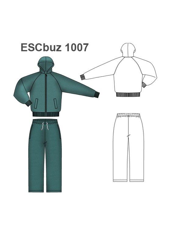 BUZO ESCOLAR 1007